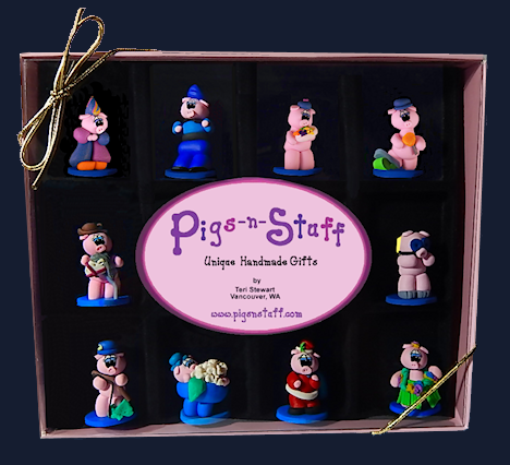 Pigtail collection